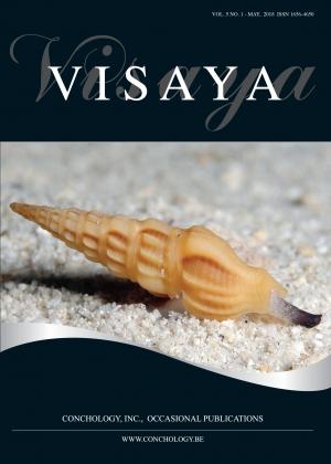 Visaya Vol 5 No 1 Journal Of Conchology Inc Cebu